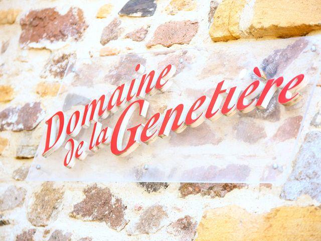 Le mariage de Philippe et Stéphanie à Saint-Laurent-d'Oingt, Rhône 31