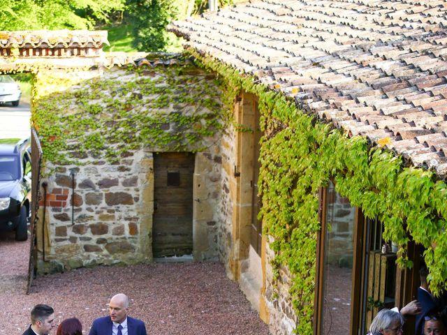 Le mariage de Philippe et Stéphanie à Saint-Laurent-d'Oingt, Rhône 34