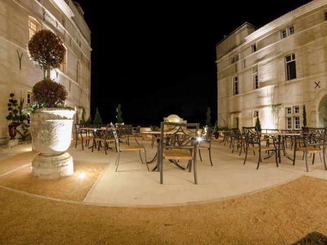 Le mariage de Ludovic et Sandrine à Villevieille, Gard 3