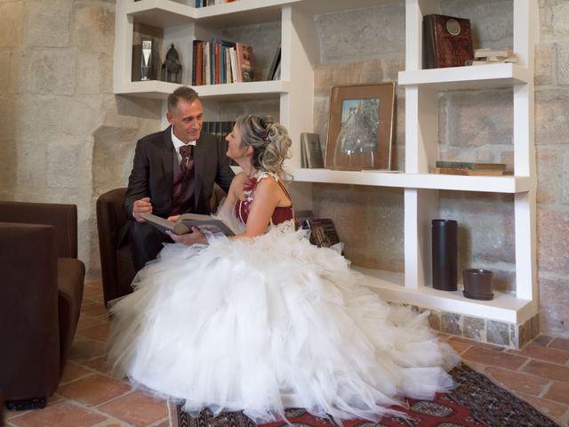 Le mariage de Ludovic et Sandrine à Villevieille, Gard 13