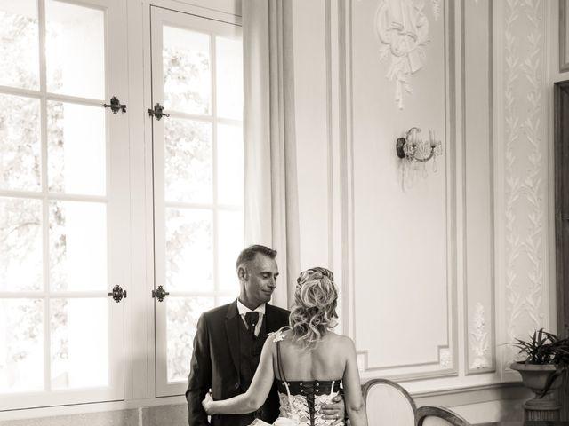 Le mariage de Ludovic et Sandrine à Villevieille, Gard 21
