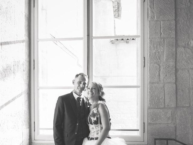 Le mariage de Ludovic et Sandrine à Villevieille, Gard 22