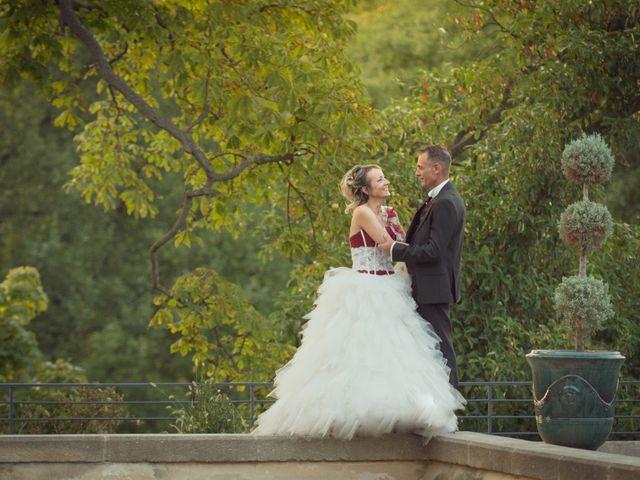 Le mariage de Ludovic et Sandrine à Villevieille, Gard 23