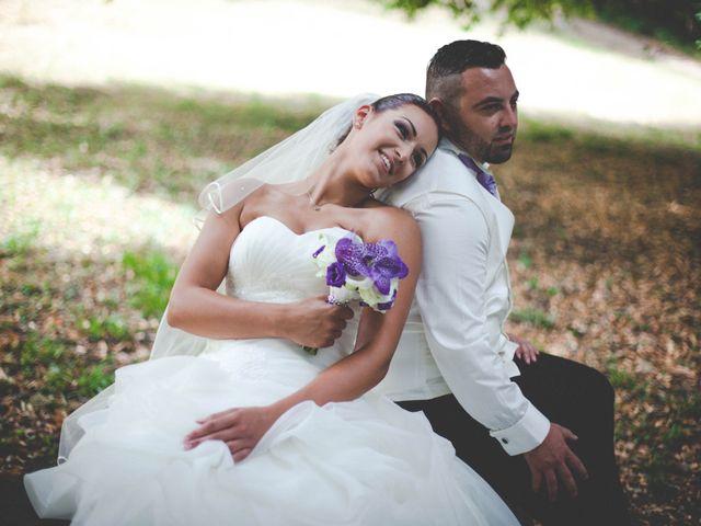 Le mariage de Tiphanie et Nicolas