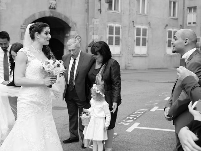 Le mariage de Alexandre et Cyrielle à Thionville, Moselle 8