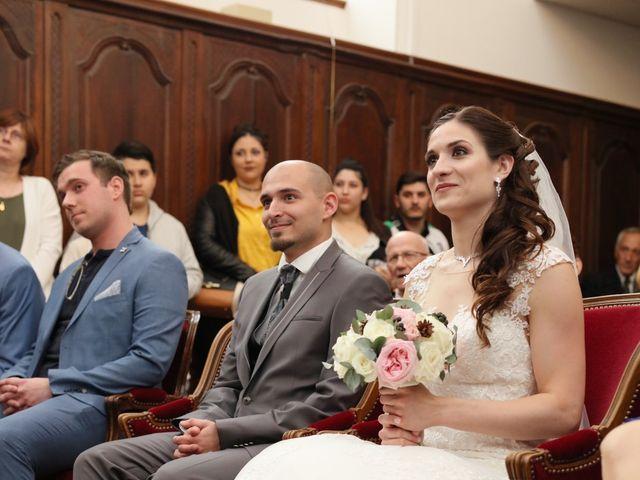 Le mariage de Alexandre et Cyrielle à Thionville, Moselle 10