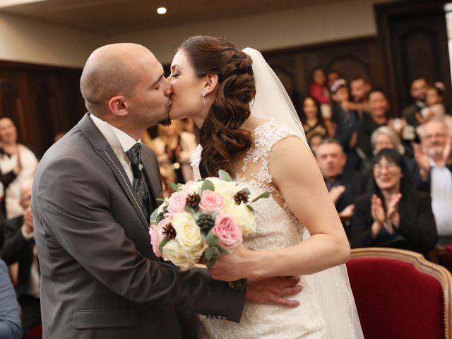 Le mariage de Alexandre et Cyrielle à Thionville, Moselle 12