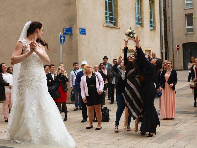 Le mariage de Alexandre et Cyrielle à Thionville, Moselle 17