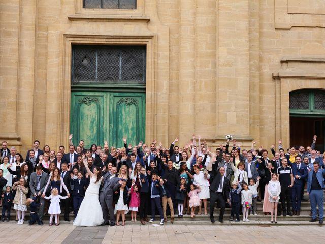 Le mariage de Alexandre et Cyrielle à Thionville, Moselle 18