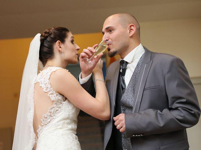 Le mariage de Cyrielle et Alexandre