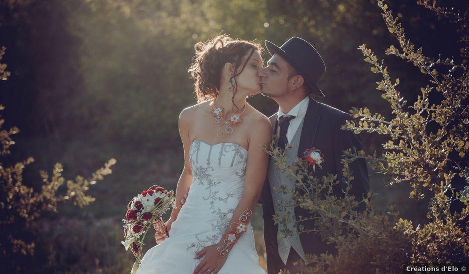 Le mariage de Ludovic et Karine à Rouillac, Charente