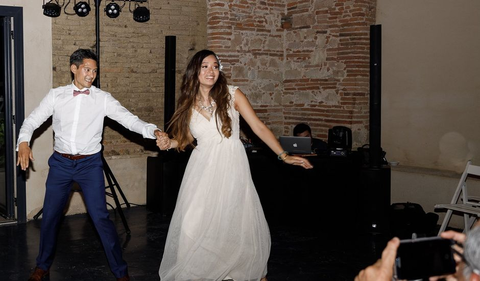 Le mariage de Claude et Karine à Toulouse, Haute-Garonne