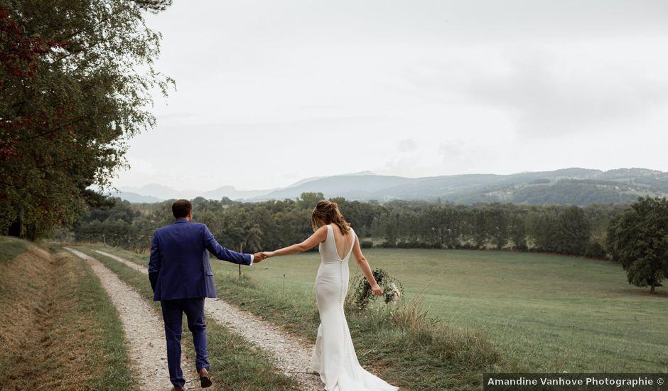 Le mariage de Julien et Margaux à Annecy-le-Vieux, Haute-Savoie