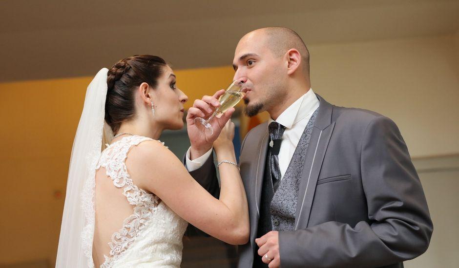 Le mariage de Alexandre et Cyrielle à Thionville, Moselle