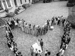 Le mariage de Charlotte et Romain 1