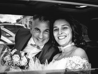 Le mariage de Hind et Dominique