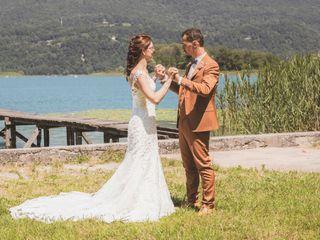 Le mariage de Marine et Marc-Antoine