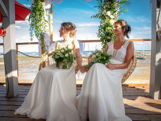 Le mariage de Cyndia et Vanessa