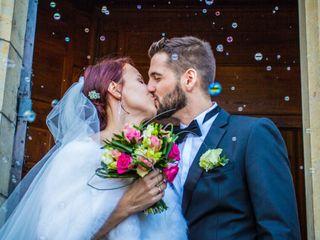 Le mariage de Perrine et Joris