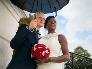 Le mariage de Adrien et Allison