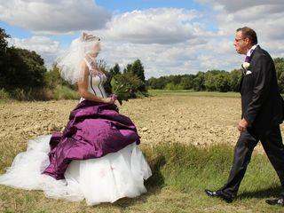 Le mariage de Alain et Anne