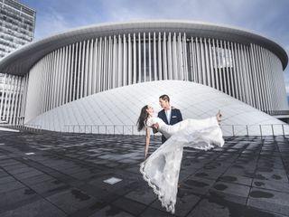 Le mariage de Manon et Florent
