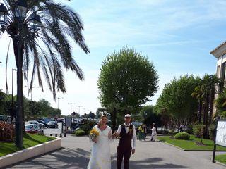 Le mariage de Vanessa et Loïc 1
