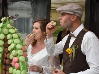 Le mariage de Vanessa et Loïc