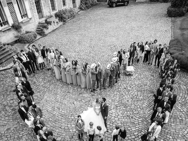 Le mariage de Romain et Charlotte à Noisy-le-Roi, Yvelines 1