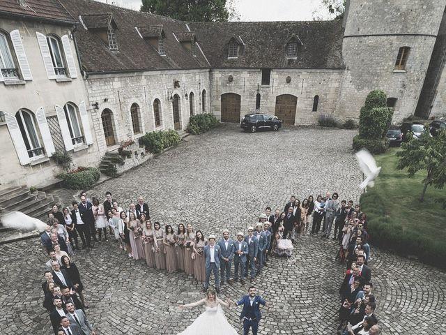 Le mariage de Romain et Charlotte à Noisy-le-Roi, Yvelines 3