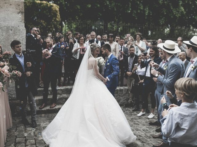 Le mariage de Romain et Charlotte à Noisy-le-Roi, Yvelines 13