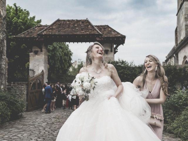 Le mariage de Romain et Charlotte à Noisy-le-Roi, Yvelines 14