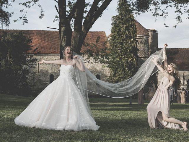 Le mariage de Romain et Charlotte à Noisy-le-Roi, Yvelines 20