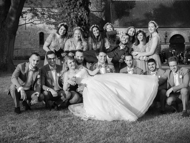 Le mariage de Romain et Charlotte à Noisy-le-Roi, Yvelines 22