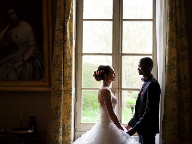 Le mariage de Laurence et Désiré