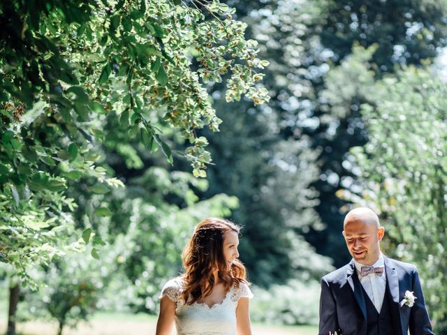Le mariage de Aurélien et Anne à Jacob-Bellecombette, Savoie 9