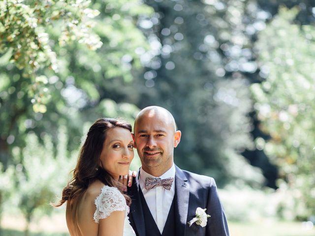 Le mariage de Aurélien et Anne à Jacob-Bellecombette, Savoie 10