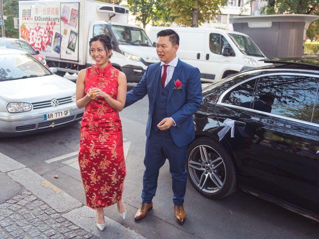Le mariage de Fred et Laure à Paris, Paris 28