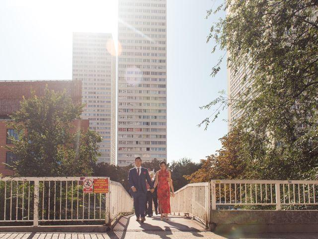 Le mariage de Fred et Laure à Paris, Paris 31