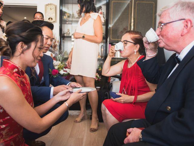 Le mariage de Fred et Laure à Paris, Paris 35