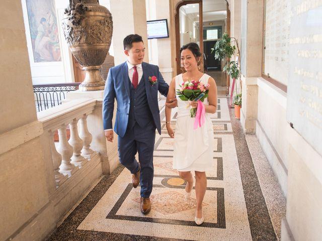 Le mariage de Fred et Laure à Paris, Paris 41