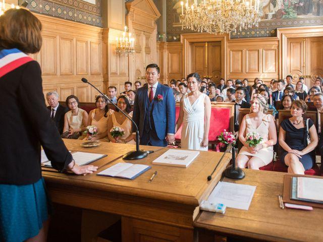 Le mariage de Fred et Laure à Paris, Paris 43