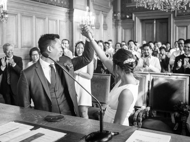 Le mariage de Fred et Laure à Paris, Paris 44