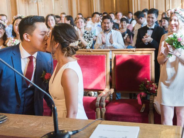 Le mariage de Fred et Laure à Paris, Paris 45