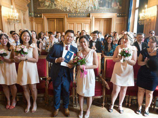 Le mariage de Fred et Laure à Paris, Paris 47