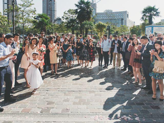 Le mariage de Fred et Laure à Paris, Paris 51