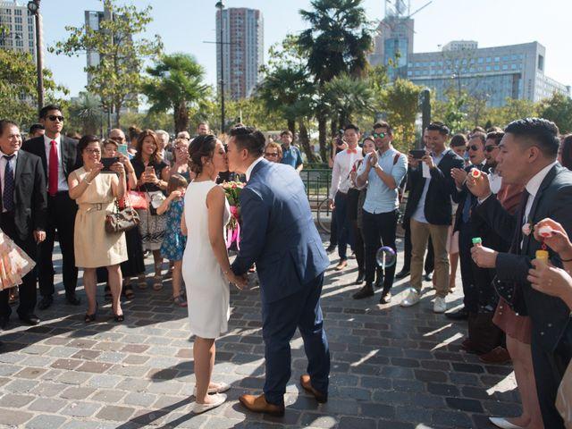 Le mariage de Fred et Laure à Paris, Paris 52