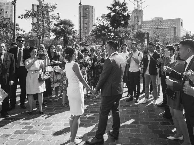 Le mariage de Fred et Laure à Paris, Paris 53