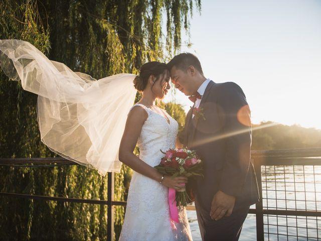 Le mariage de Laure et Fred