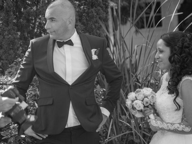 Le mariage de Leila et David